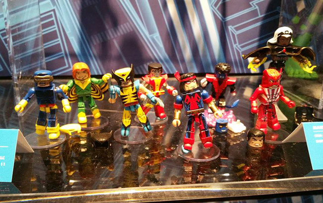 Toy Fair Minimates