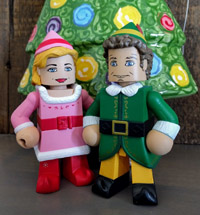 Buddy the Elf Vinyl Figure