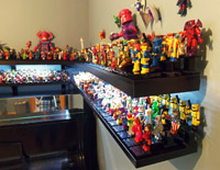 Minimate Display Shelf