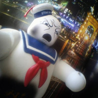Staypuft Man Vinimate Vinyl Figure