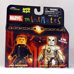 Jim Rhodes & Mark I Iron Man Minimates