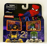 Yellow Jacket & Kree Soldier Minimates
