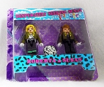 Desperately Seeking Susan Roberta & Susan Minimates