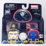 X-Men First Class Magneto & Mystique Minimates