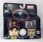 X-Men First Class Xavier & Shaw Minimates