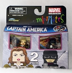 Peggy Carter & Hydra Soldier Minimates