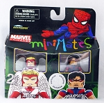 X-Factor Angel & Warpath Minimates