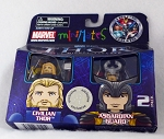 Civilian Thor &  Asgardian Guard Minimates