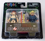 Ray & Egon Ghostbusters Minimates