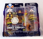 Smoke Jumpers Fire Chief Minimates