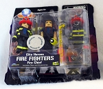 Fire Fighters Minimates