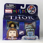 Jane Foster & Frost Giant Minimates
