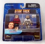 Admiral Kirk & Duty Uniform Scotty Star Trek Minimates