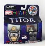 Thor & Destroyer Minimates