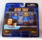 Sick Bay Dr McCoy & Nurse Chapel Star Trek Minimates