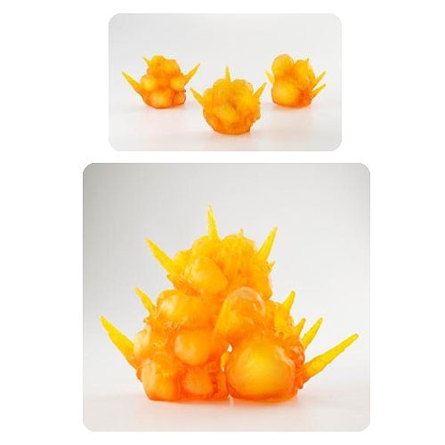 Tamashii Effect- Red Explosion Set of 3