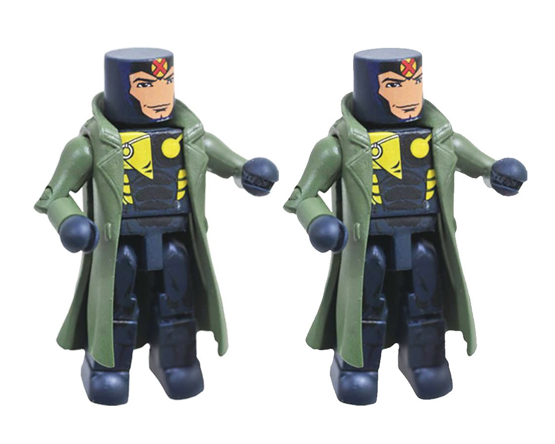 LTS Exclusive Multiple Man Minimates 2-Pack