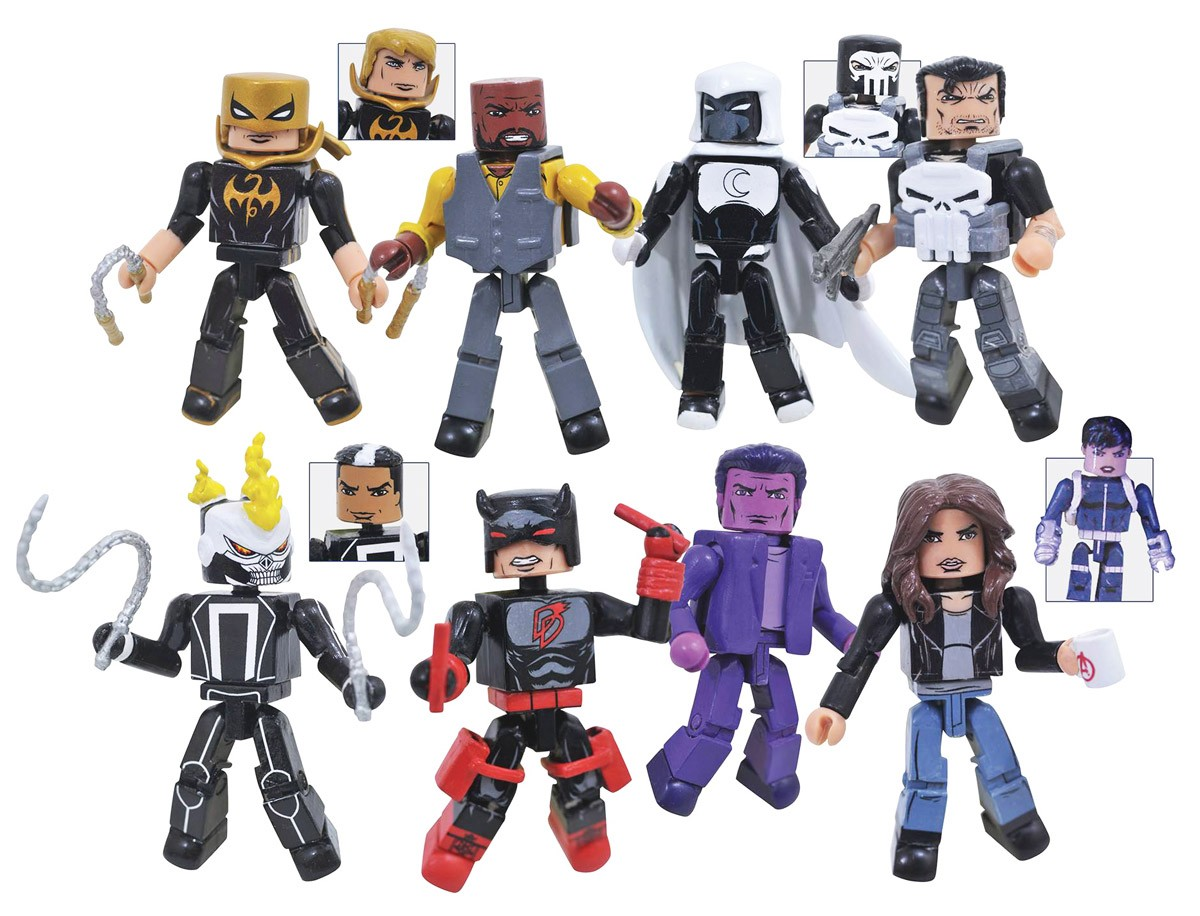 Marvel Minimates Series 75 Full Case of 12 Sets