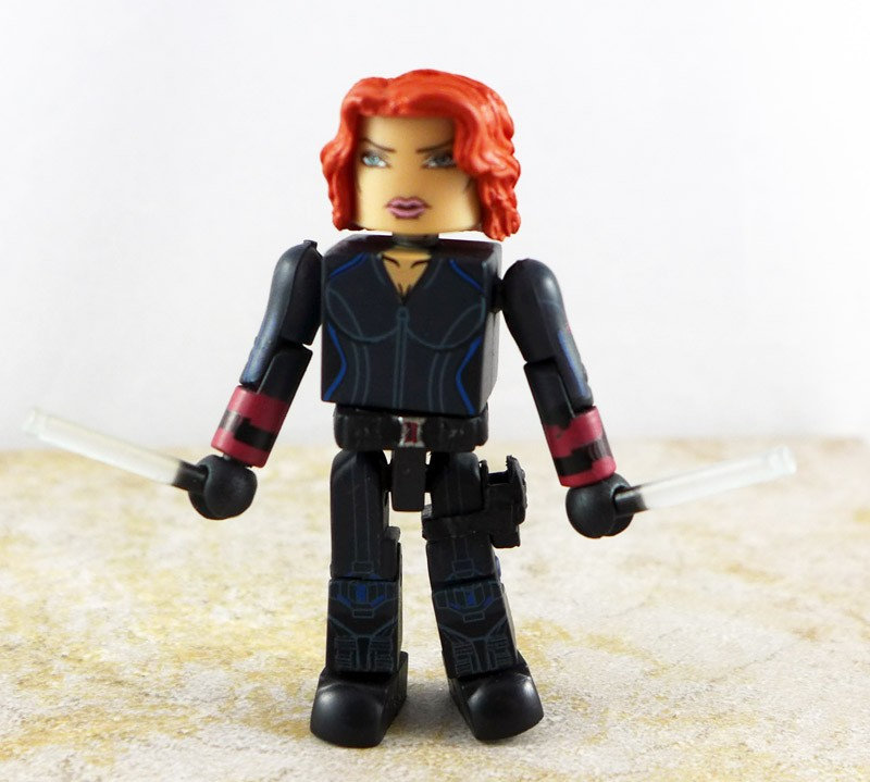 Black Widow Loose Minimate
