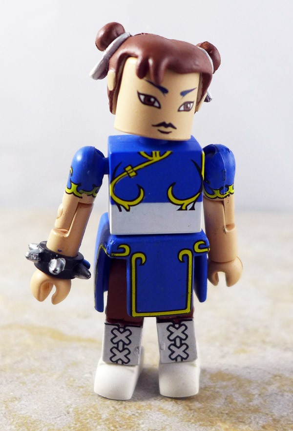Chun-Li Partial Loose Minimate (Street Fighter II Series 1)