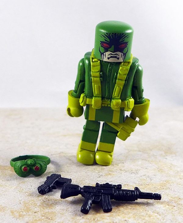 Hydra Agent Loose Minimate (Wave 29)