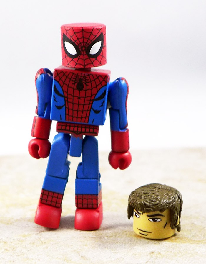 Spider-Man Partial Loose Minimate (Greatest Hits Wave 1)