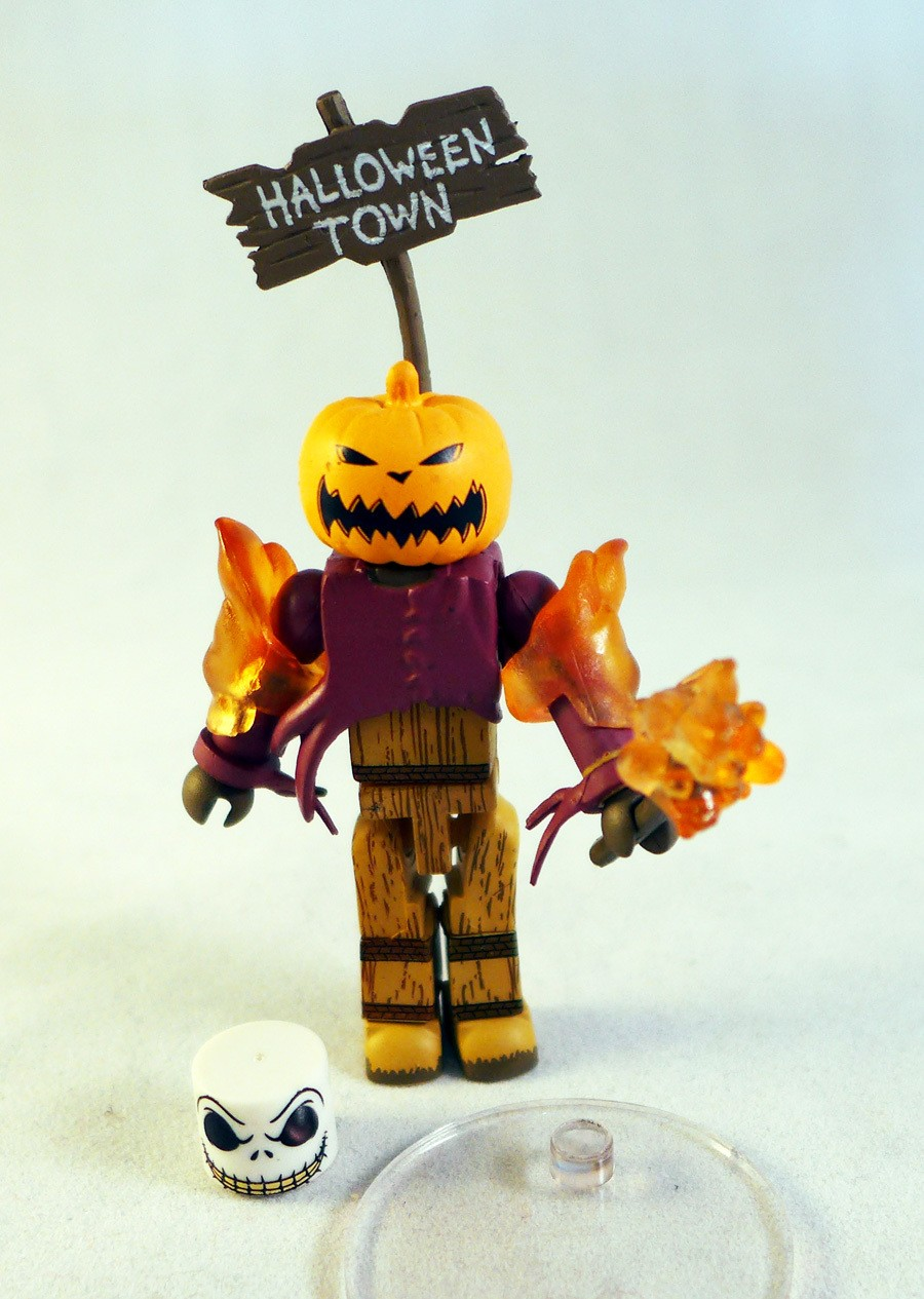 Pumpkin King Nightmare Before Christmas Minimate