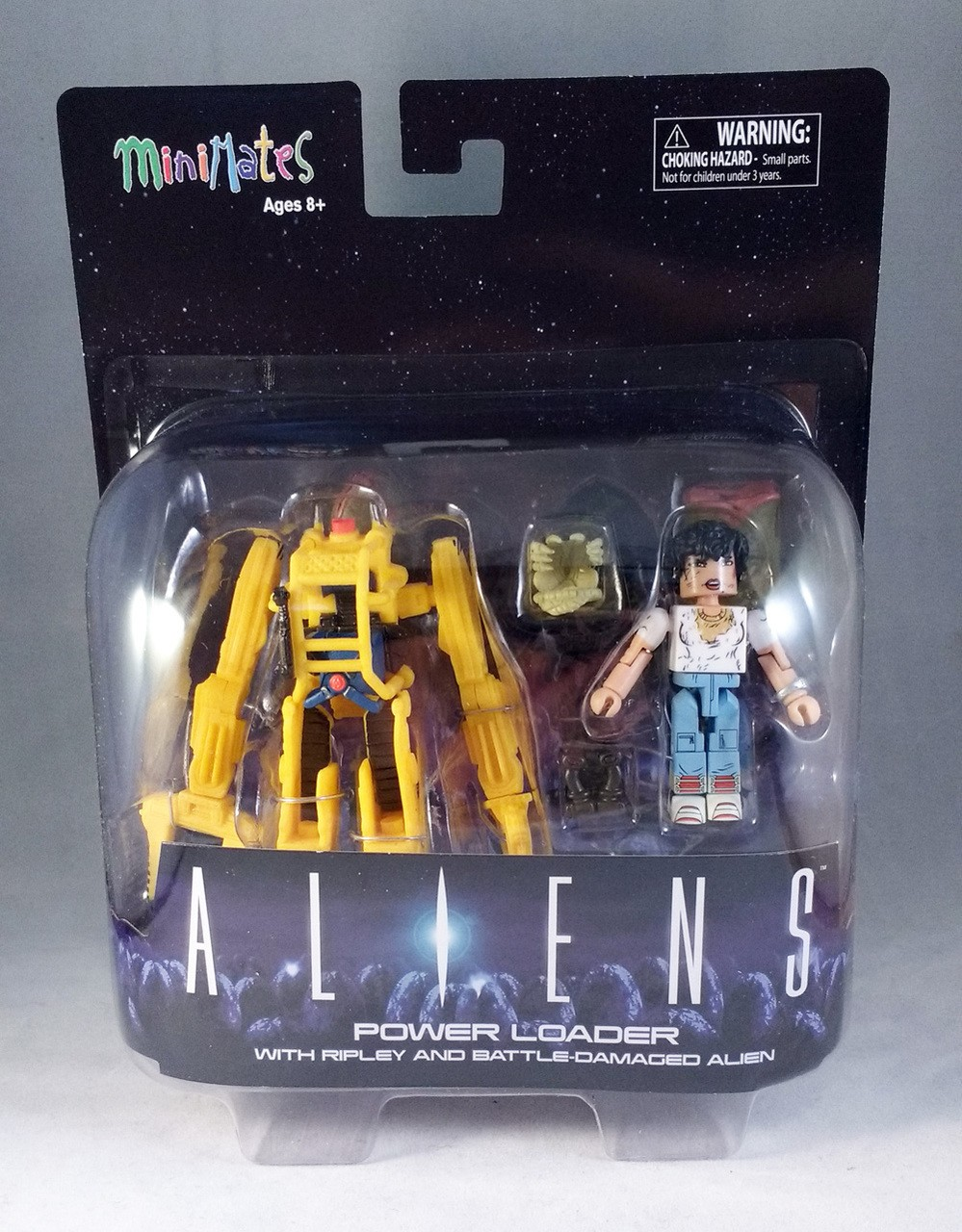 Power Loader Deluxe Aliens Minimates Set
