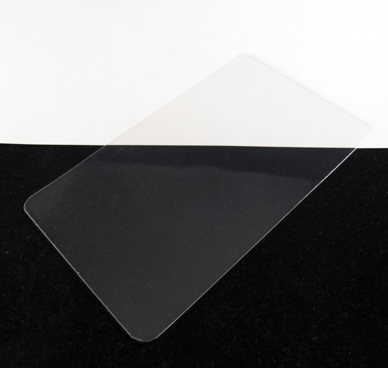 Clear Translucent Colored Plastic Sheet for Customizing