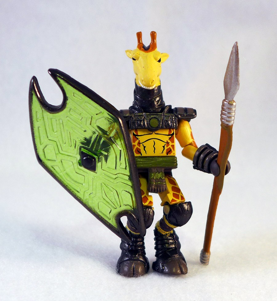 Ruminant (Giraffe) Battle Beasts Loose Minimate