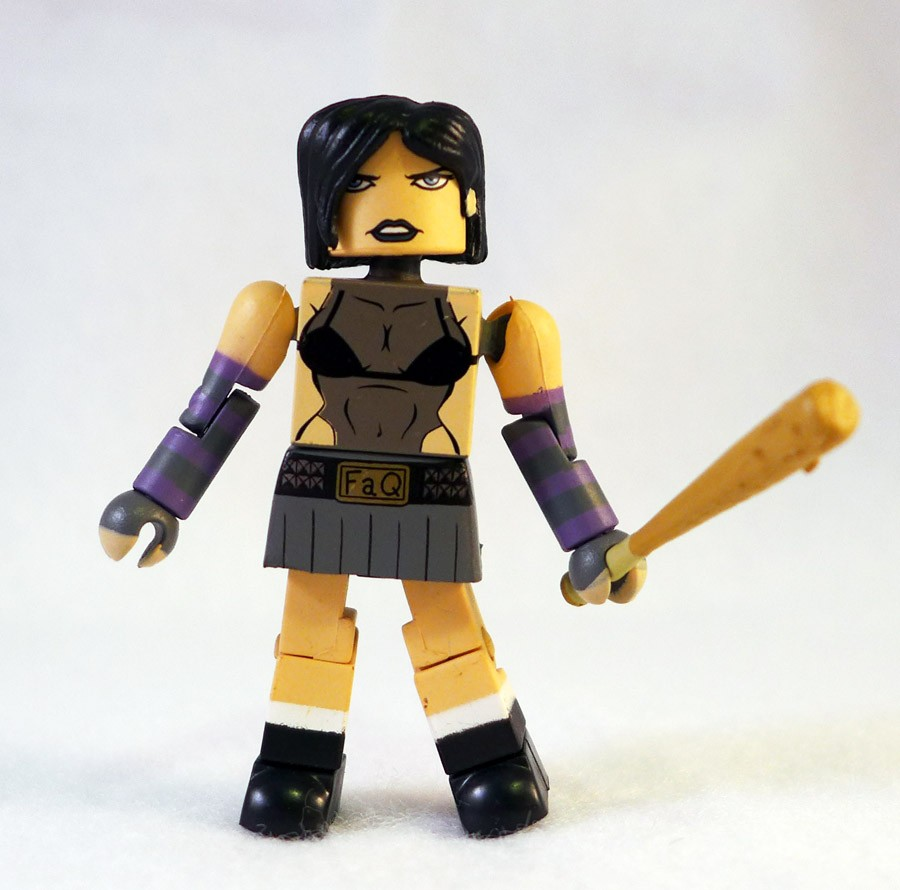 Cassie Hack (Hack/Slash) Loose Minimate