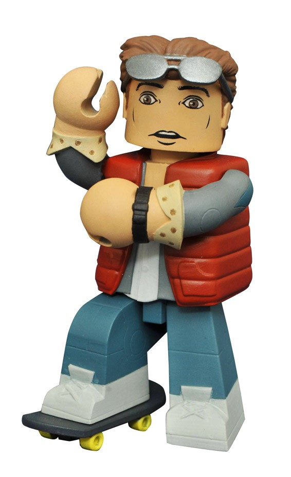 Marty McFly Back to the Future Vinimate Vinyl Figure