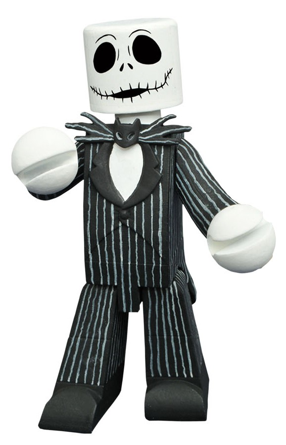 Jack Skellington Nightmare Before Christmas Vinimate Vinyl Figure