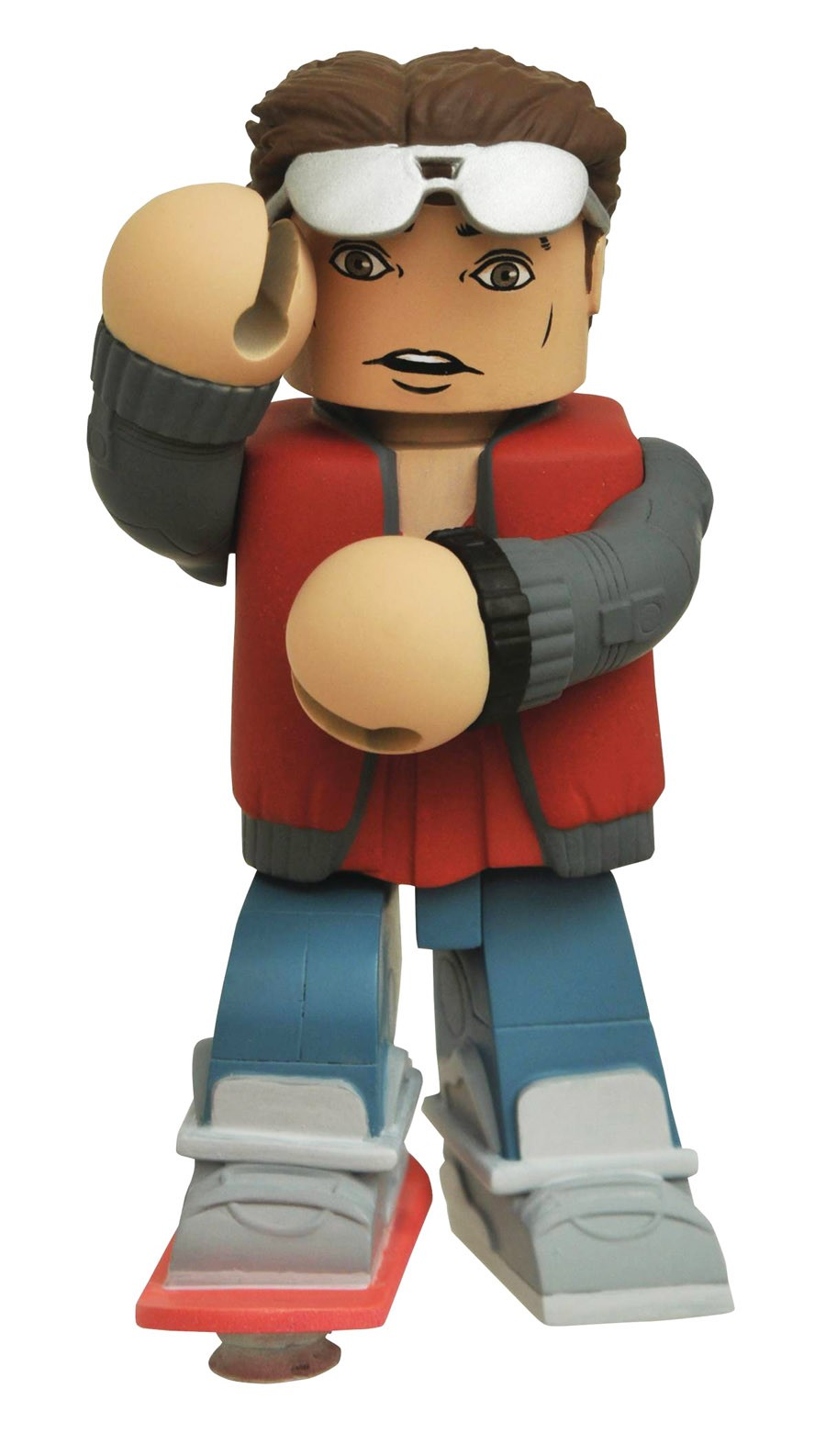 Marty McFly from Back to the Future 2 Vinimate Vinyl Figure