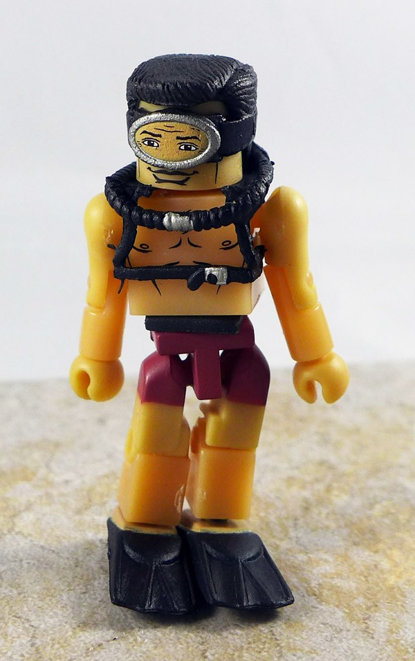Dr. Reed Loose Minimate (Creature From the Black Lagoon Box Set)