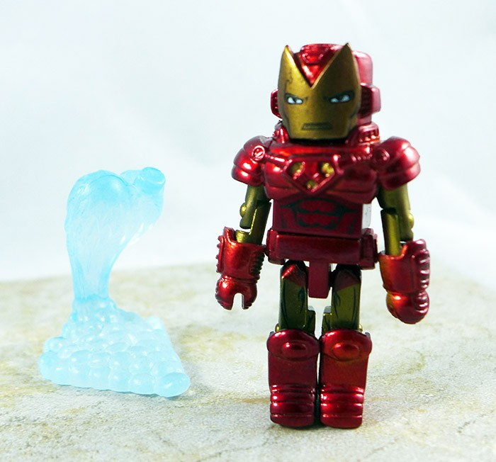 Iron Man Loose Minimate (Wave 44)