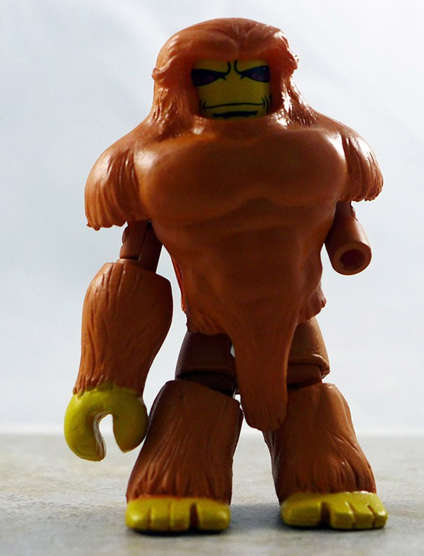 Sasquatch Partial Loose Minimate (Alpha Flight Box Set 2)