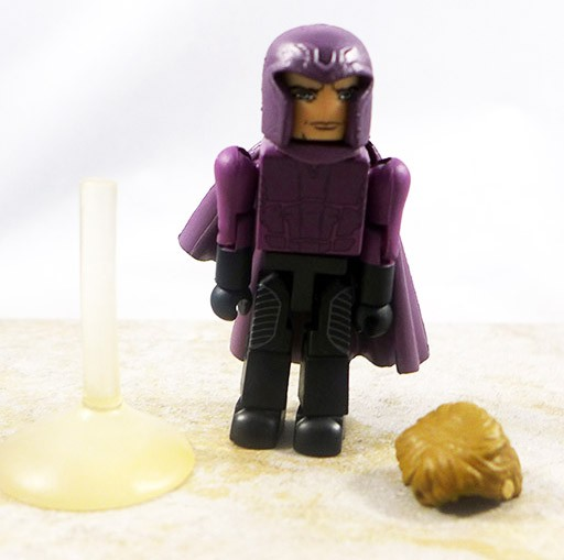 Young Magneto Loose Minimate (Wave 58)