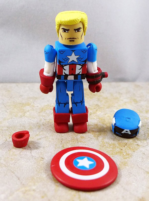 Captain America Loose Minimate ('Best of' Wave 1)