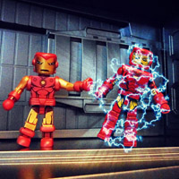 Best and Worst Iron Man Minimate