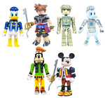 Kingdom Hearts Minimates