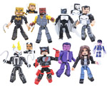 Marvel Minimates Series 75: Build-A-Figure