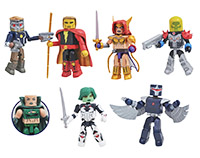 Marvel Minimates Series 79: Guardians of the Galaxy