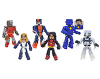 Marvel Minimates Series 80: Espionage