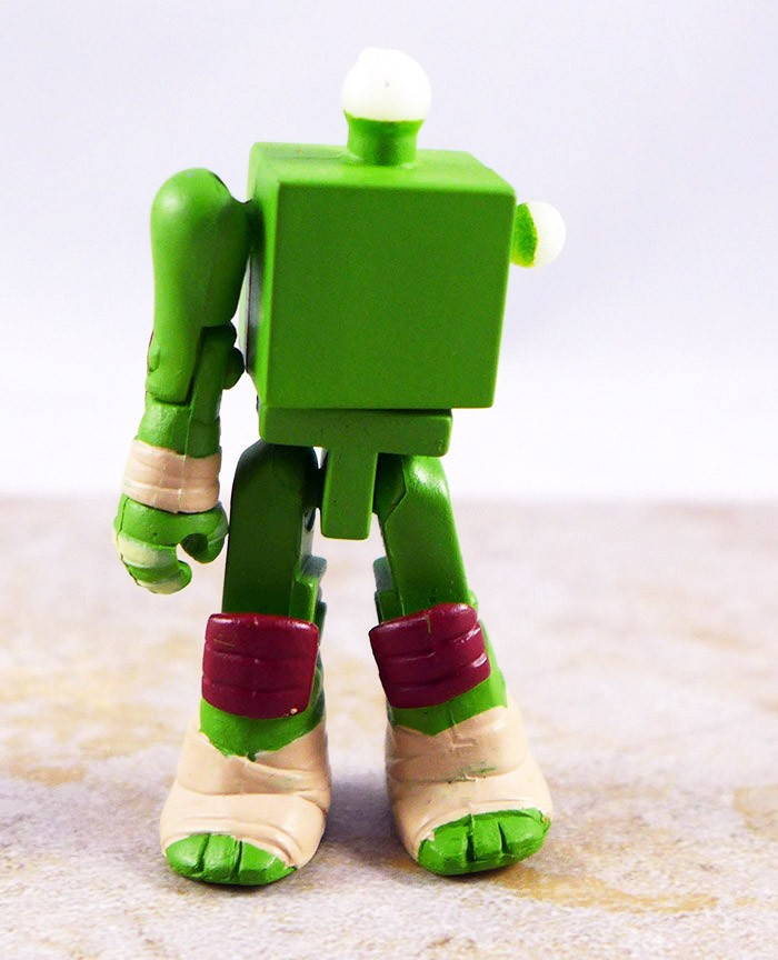 Teenage Mutant Ninja Turtle Partial Loose Minimate