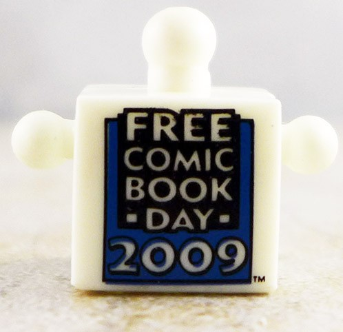 2009 Free Comic Book Day Torso (Free Comic Book Day Exclusive)