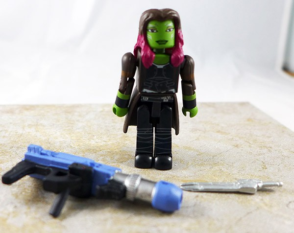 Gamora Loose Minimate (Marvel Wave 71)