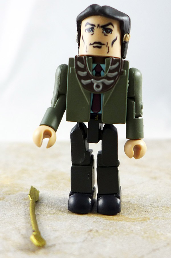 Tom Zarek Loose Minimate (Battlestar Galactica Wave 4)