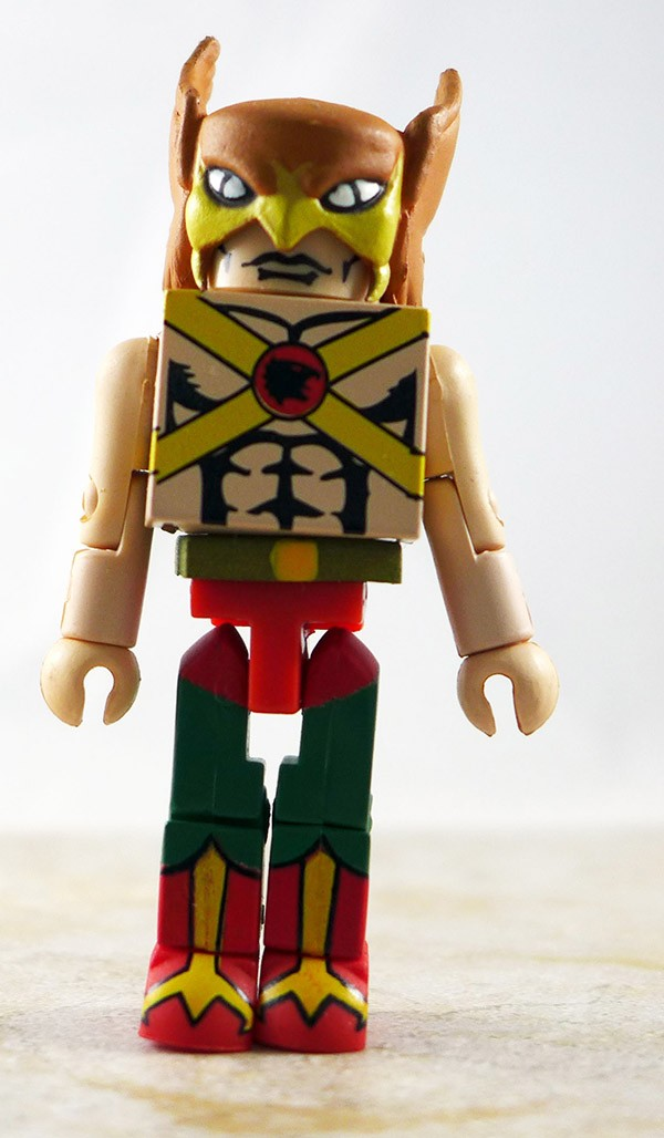 Hawkman Partial Loose Minimate (DC Series 5)