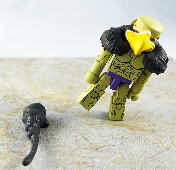 Vultureman Partial Loose Minimate (Thundercats Box Set 3)